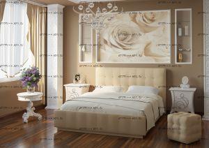 Кровать Лорена (б/о)
