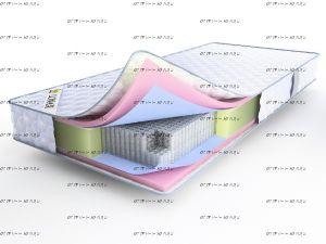 Матрас Lonax Memory S1000