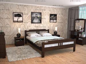 Кровать Бельфор Массив  DreamLine
