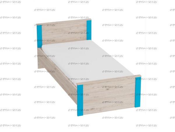 Кровать с основанием Скаут (Детская)