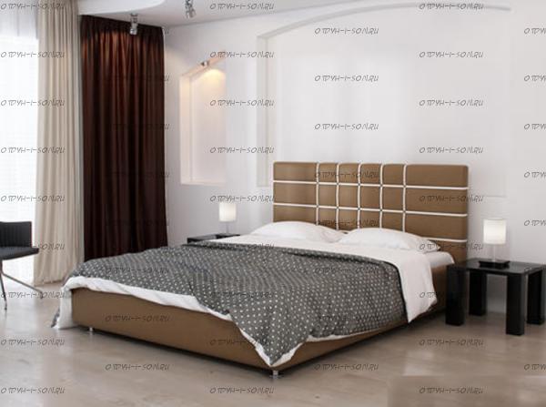Кровать Валенсия с подъемным механизмом Татами