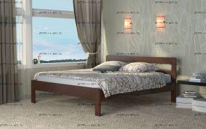Кровать Кредо 1 Массив DreamLine