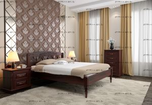 Кровать Флоренция 1 Массив DreamLine