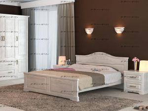 Кровать Эдем-1 Массив DreamLine