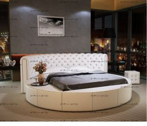Кровать круглая Амстердам 1041