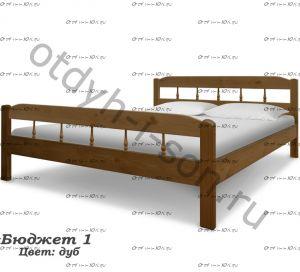 Кровать Бюджет-1 (ВМК Шале)