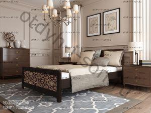 Кровать Стронг (ВМК Шале)