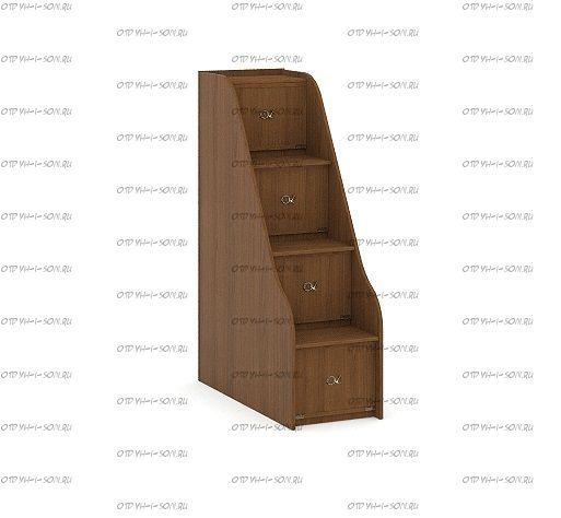Тумба-лестница Корвет (52.102.02)