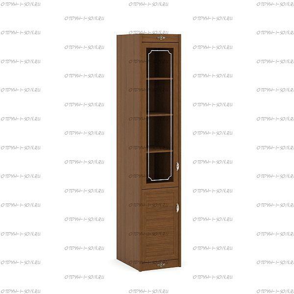 Шкаф 1-но дверный Корвет (52.201.07) 45х58х228