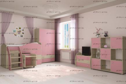 Детская комната Малыш №2