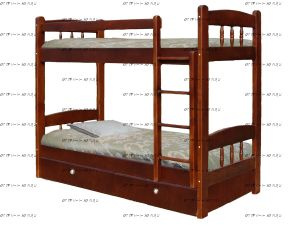 Кровать двухъярусная Скаут-1 (ВМК Шале)