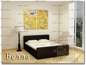 Кровать Белла  (ВМК Шале)
