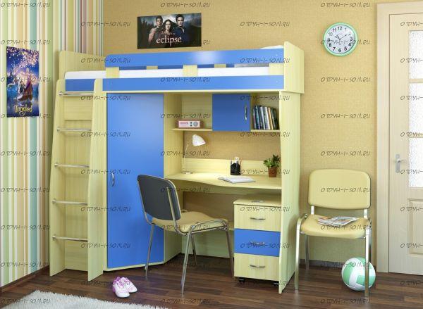 Детская комната Карлсон М1 (14.710)