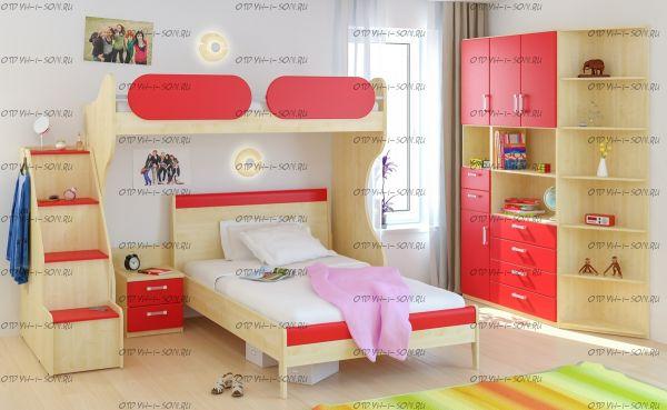 Детская комната Teen`s Home №2