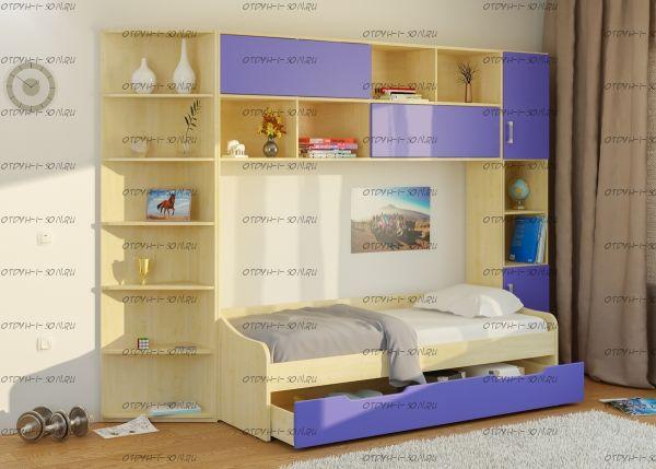Детская стенка Teen`s Home №5 (300х85х216)