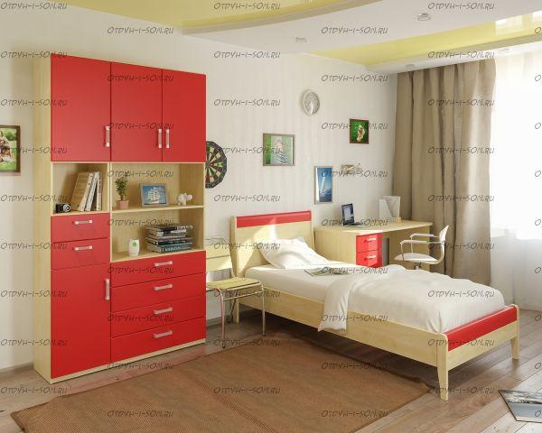 Детская комната Teen`s Home №11