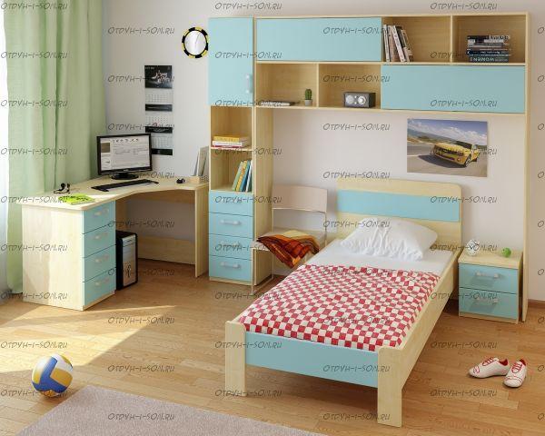Детская комната Teen`s Home №12