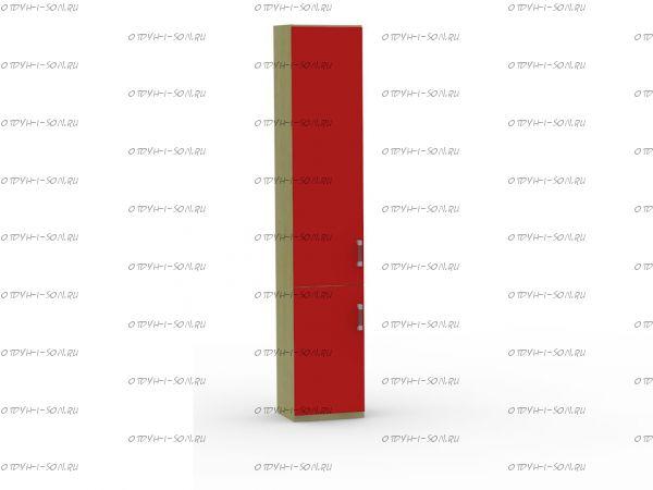 Шкаф-пенал Teen`s Home (17.211.04) 40х37х216