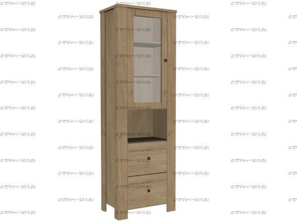 Шкаф с 2-мя ящиками Taimie (27.201.02)