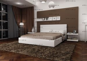 Кровать Caprice-1 с подъемным механизмом