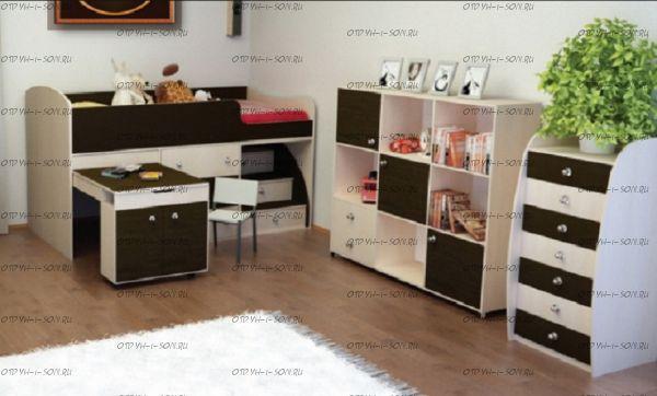 Детская комната Малыш №3