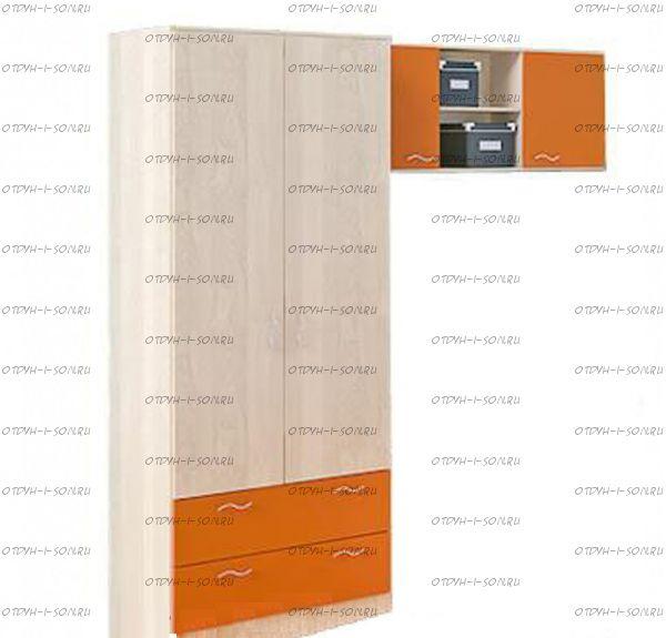 Шкаф Соня-3 (199х43х202)