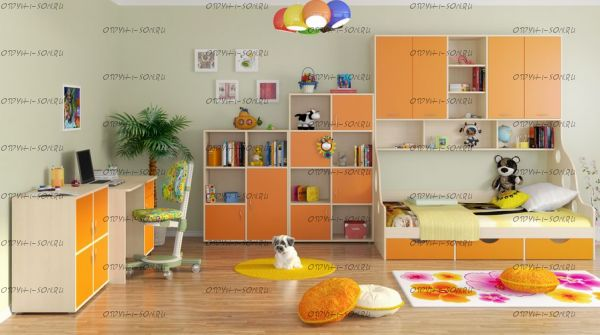 Детская комната Дельта №21
