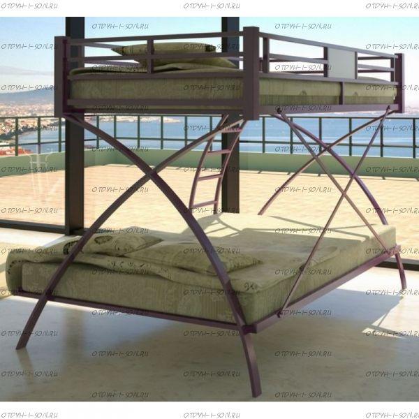 Кровать двухъярусная Виньола