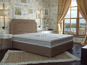Кровать Fine Box №30 с изголовьем Fashion М Mr.Mattress