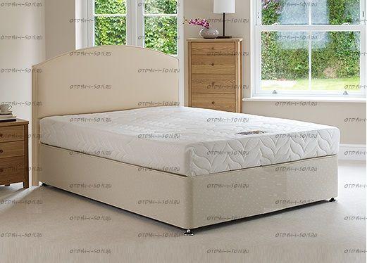 Кровать Fine Box №30 с изголовьем Universal M