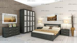 Спальня Парма №1 DreamLine