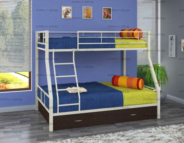 Кровать двухъярусная Гранада-1Я