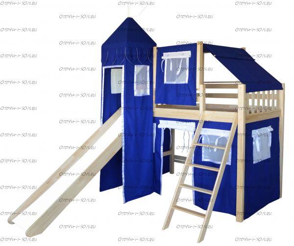 Кровать-чердак Рыцарь-5