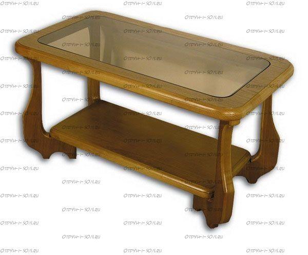 Стол Тонго стекло (ВМК Шале)