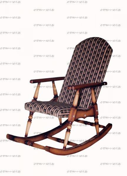 Кресло-качалка Миссис Хадсон (ВМК Шале)