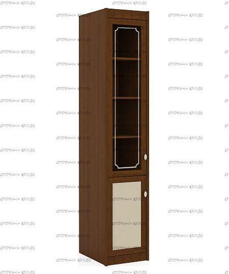 Шкаф-пенал Итальянские мотивы (51.201.07) МДФ, 45х58х228