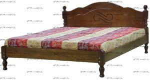 Кровать Лама с одной спинкой