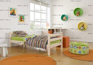 Кровать Соня-1 массив
