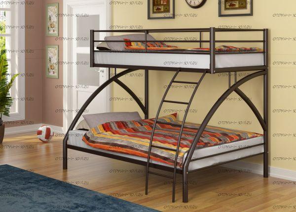 Кровать двухъярусная Виньола-2