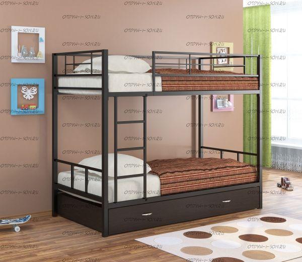 Кровать двухъярусная Севилья-2Я