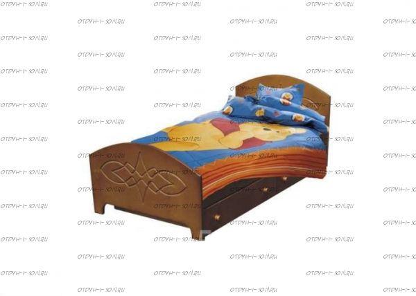 Кровать Жанна (ВМК Шале)