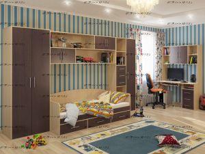 Детская комната Милана  №2