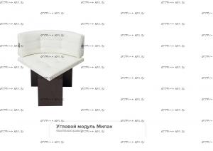 Кухонный уголок Милан (угловой модуль) (550x500x755)