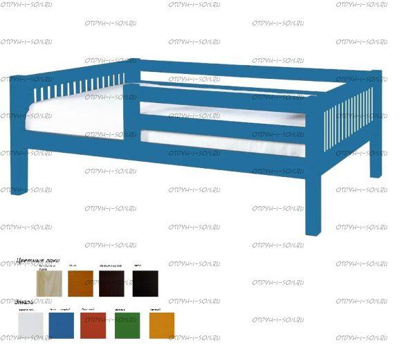 Кровать Малыш массив (МХ)