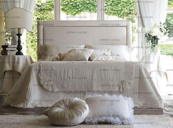 Кровать Fine Box №10 с изголовьем Fashion S