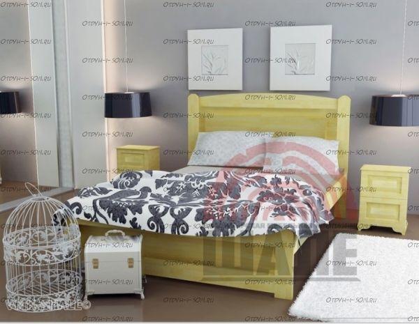 Кровать Березка (ВМК Шале)