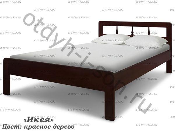 Кровать Икея (ВМК Шале)