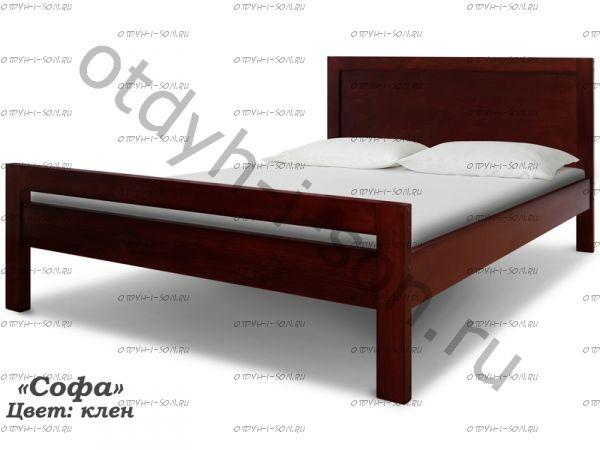 Кровать Софа (ВМК Шале)