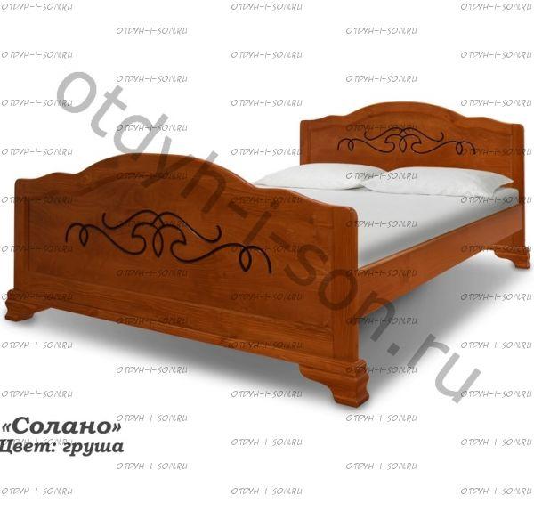 Кровать Солано (ВМК Шале)