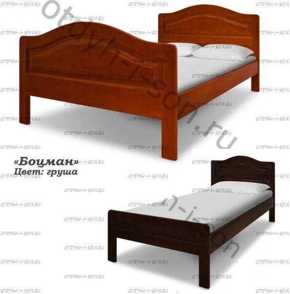 Кровать Боцман (ВМК Шале)